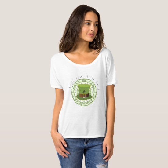 St Paddy's Day, Irish Design T-Shirt