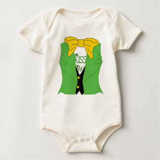St. Paddy's Day Leperchaun Baby Bodysuit