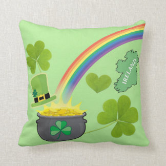 St. Paddys Day Pillow