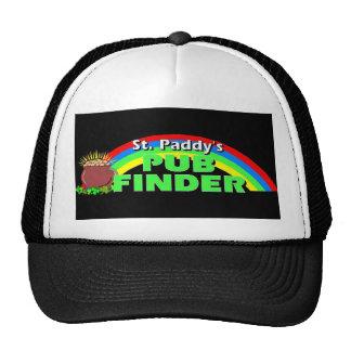 St. Paddy's Day Pub Finder Trucker Hat