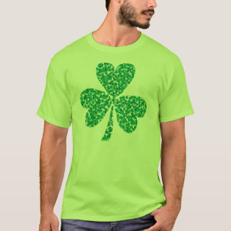 St. Paddy's Day Shamrock T-Shirt