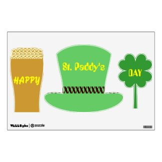 St. Paddy's Day Stickers