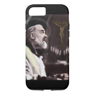 ST PADRE PIO CELEBRATING MASS iPhone 7 CASE