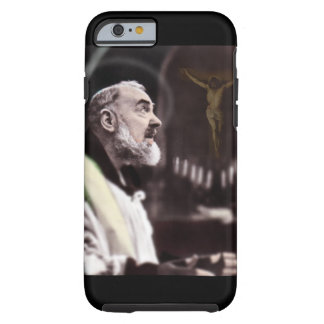ST PADRE PIO CELEBRATING MASS TOUGH iPhone 6 CASE