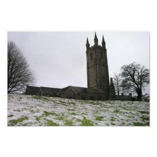 St Pancras Church Widecombe in the Moor Devon UK Photograph