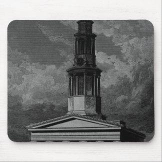 St. Pancrass Church, West Front Mouse Pad