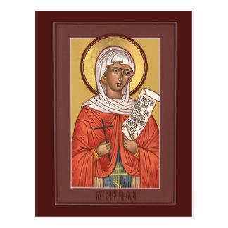 St. Paraskeva Prayer Card