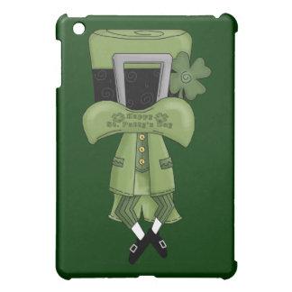 St Pat Lost in his hat iPad Mini Cover