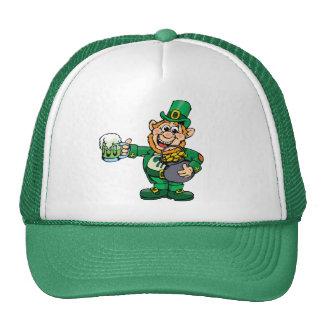 st-pat trucker hat