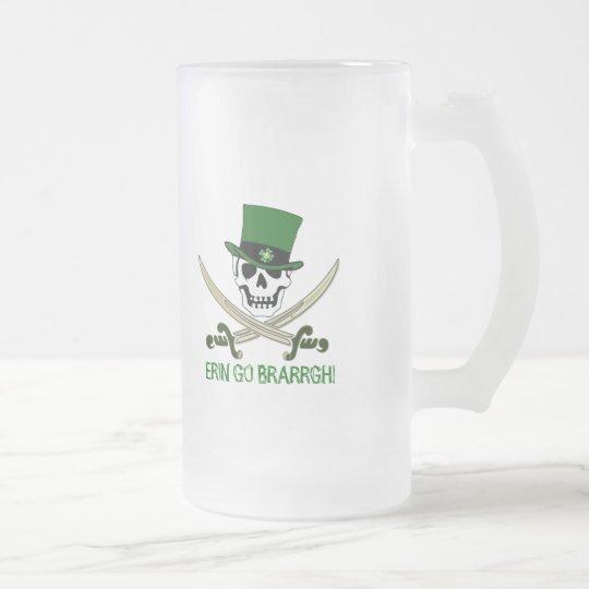 St Paticks Day Pirate Mug