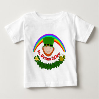 St. Patrick Baby T-Shirt
