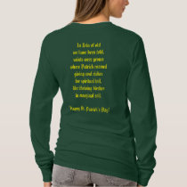 St. Patrick Birch Tree T-Shirt