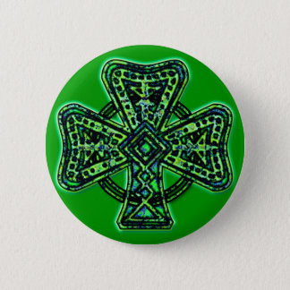 St Patrick Button