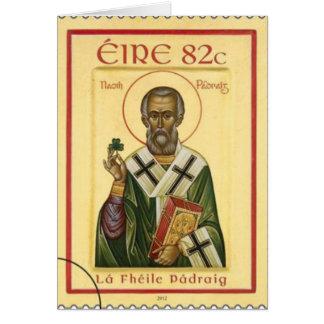St. Patrick Card