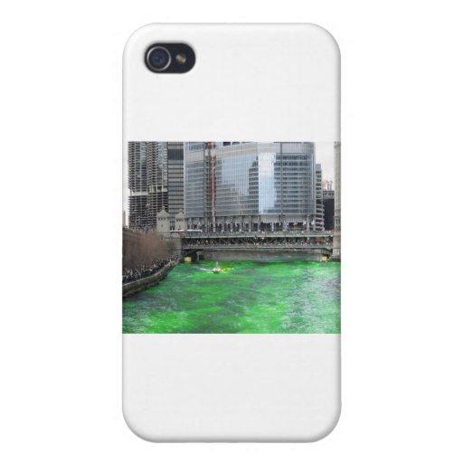 St Patrick Chicago iPhone 4 Carcasas