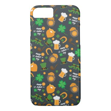 st patrick day Iphone Case