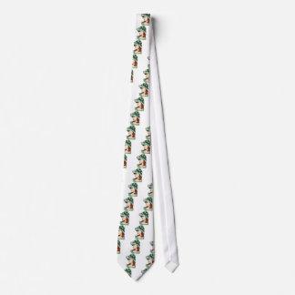 St. Patrick Day Irish lass lilyzm 2.jpg Neck Tie
