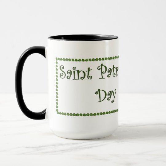 St. Patrick day mug
