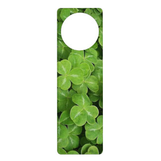 St. Patrick Day - Shamrocks Door Hanger