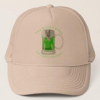 St patrick day shirts Funny Custom t-Shirts Trucker Hat