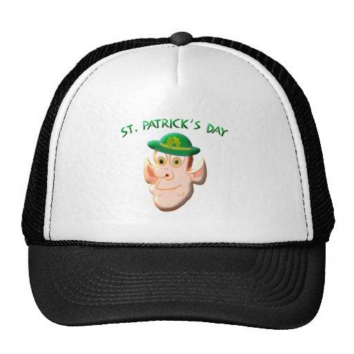 St. Patrick Day Trucker Hat