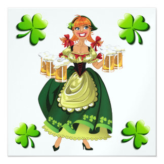 St. Patrick Invitation