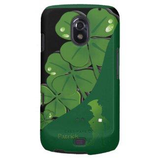 St.Patrick Ireland Shamrock Samsung Galaxy Nexus Samsung Galaxy Nexus Cover