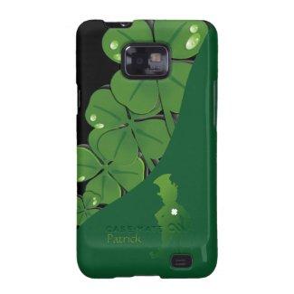 St.Patrick Ireland Shamrock Samsung Galaxy S2 Case