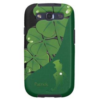 St.Patrick Ireland Shamrock Samsung Galaxy S3 Case