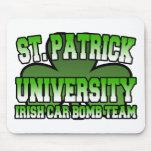 St. Patrick irish Car Bomb Team Mousepa Mouse Mat