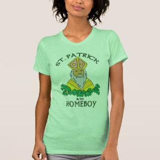 St. Patrick Is My Homeboy Tank Top Tshirt