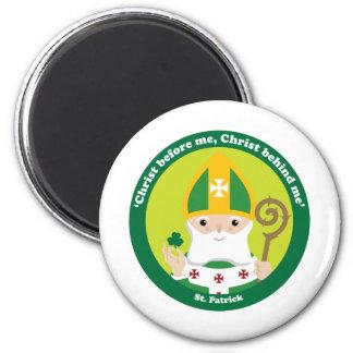 St. Patrick Refrigerator Magnets