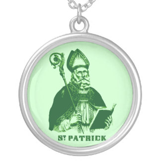 St Patrick Custom Necklace
