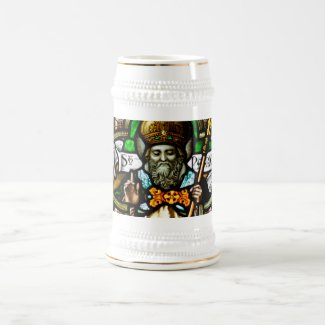 St. Patrick on a Mug