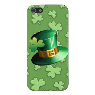 St Patrick Paddy iPhone 5 Glossy Case