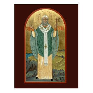 St. Patrick Prayer Card Post Cards