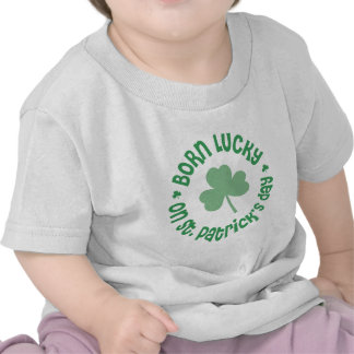 St Patrick s Day Birthday Shirts
