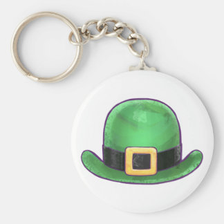 St Patrick's Day Durby Keychain