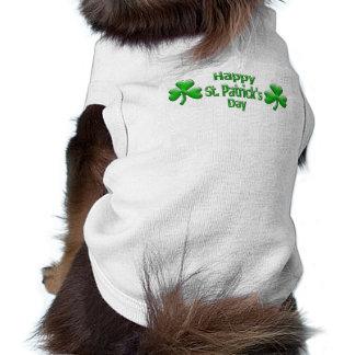 St. Patrick's Day - Feast of Saint Patrick Doggie Tee Shirt
