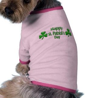 St. Patrick's Day - Feast of Saint Patrick Pet T Shirt