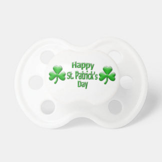 St. Patrick's Day - Feast of Saint Patrick Baby Pacifier