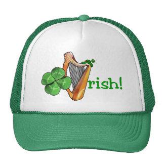 St. Patrick's Day - Go Irish! Trucker Hat