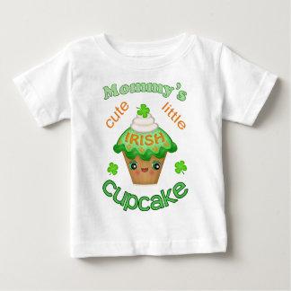 St. Patrick`s Day Irish Cupcake Baby`s T-Shirt
