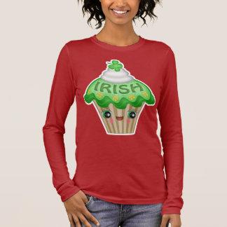 St. Patrick`s Day Irish Cupcake T-Shirt