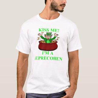 st patrick;s day irish jewish design T-Shirt