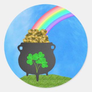 St Patrick s Day Irish Theme Stickers