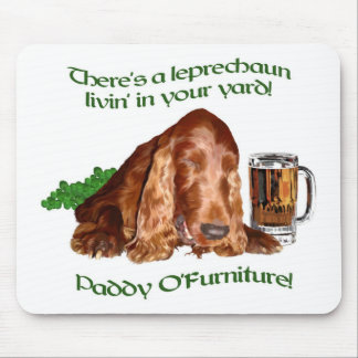 St Patrick's Day Mouse Pad