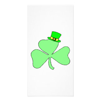 St Patrick s Day Photo Card Template