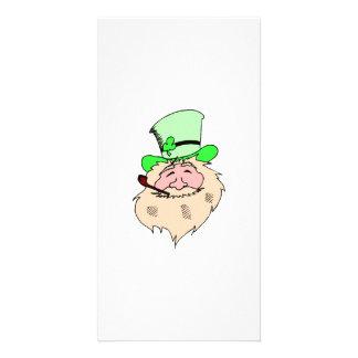 St Patrick s Day Customized Photo Card