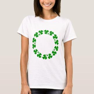 St. Patrick's Day Shamrock Clover Ring Shirt